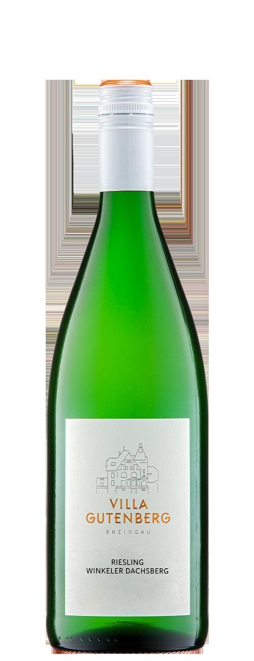Winkeler Dachsberg Riesling Qualitätswein Mild 2019