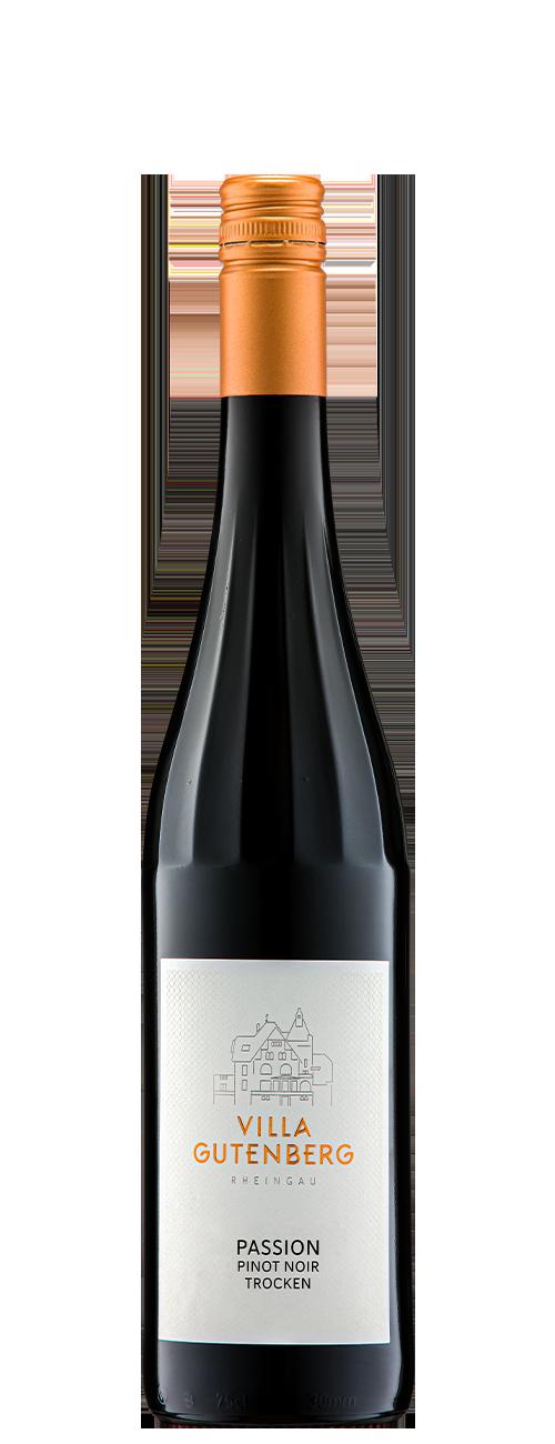 2018 Passion Pinot Noir Trocken