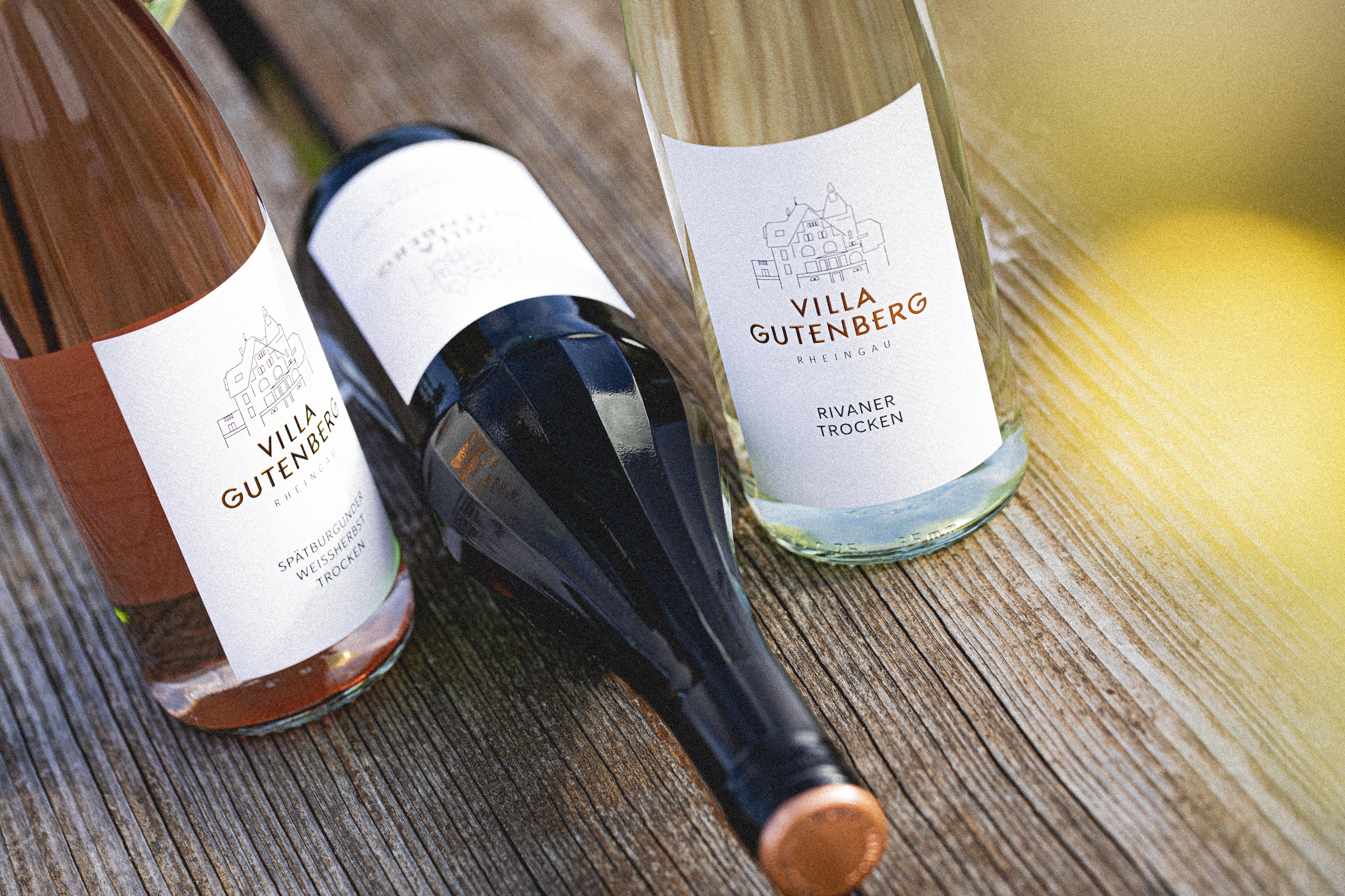 Weinpaket Rheingau Riesling Trocken 2020