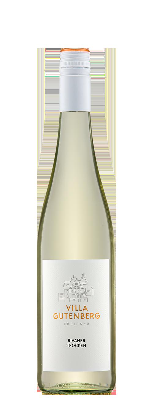 Rheingau Rivaner Qualitätswein Trocken 2020