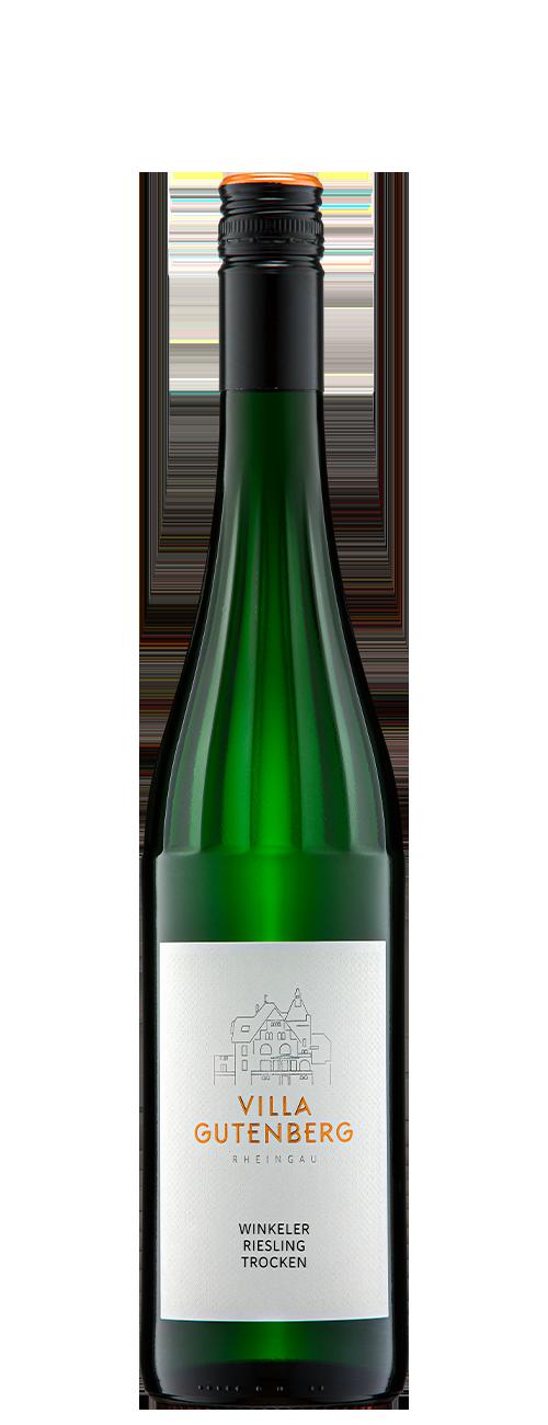 Winkeler Hasensprung Riesling Qualitätswein Trocken 2019